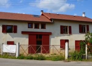 RENOVATION-FERME PISE-DAUTEL