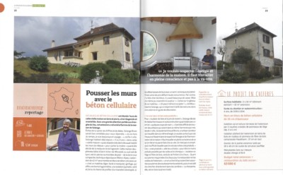 article la maison ecologique-dautelf